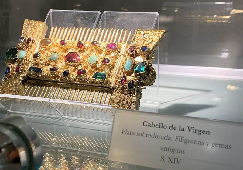 En Valencia hay más reliquias