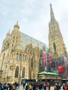 La catedral de San Esteban es uno de los tesoros del gótico austriaco