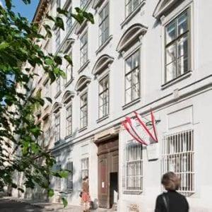 Casa Pasqualati, una de las muchas donde habitó Beethoven