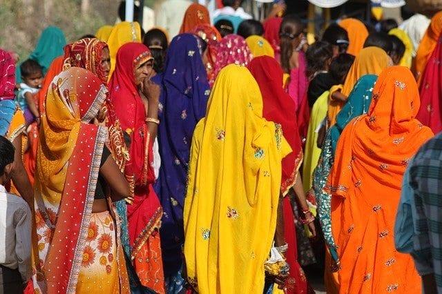 La India es un destino culturalmente muy distinto a occidente