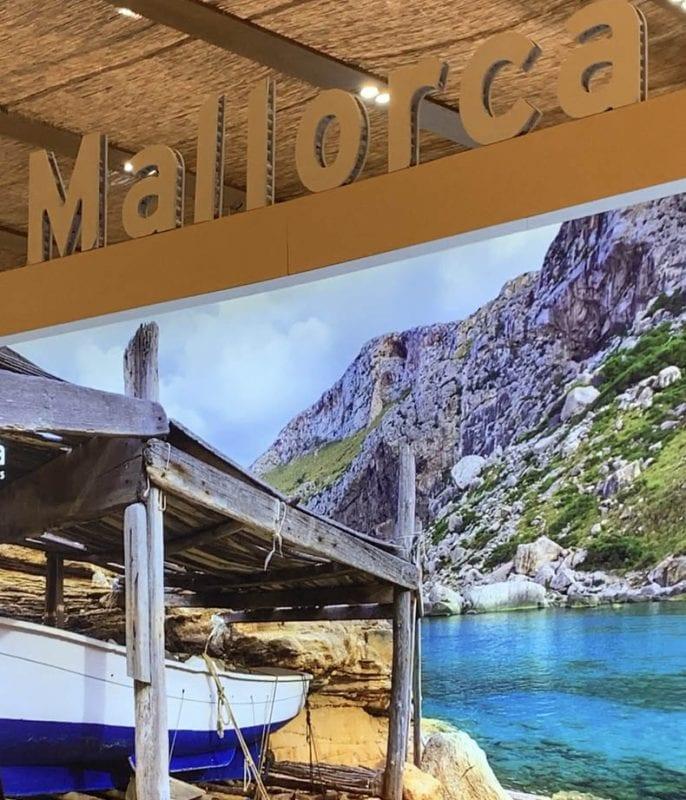 Stand de Mallorca en Fitur 2020