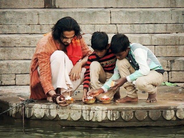 La India requiere una preparación mental previa al viaje