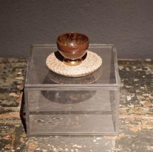 Reproducción del Santo Cáliz en el Aula Grial
