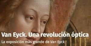 Van Eyck será el gran protagonista de Flandes en 2020