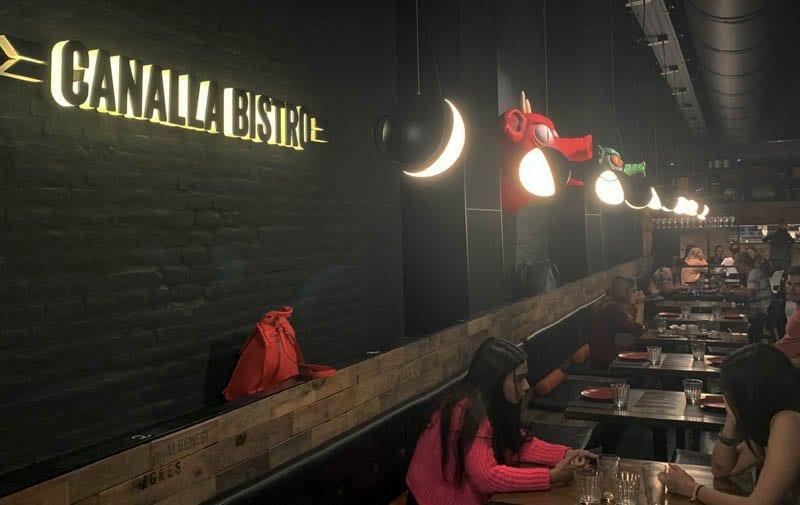 El Canalla Bistro, uno de mis restaurantes favoritos en Valencia