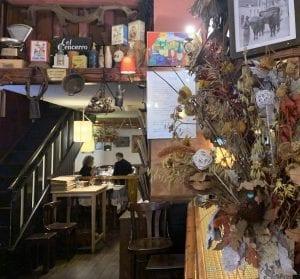 El restaurante El Cencerro, apuesta segura para comer bien en Gijón