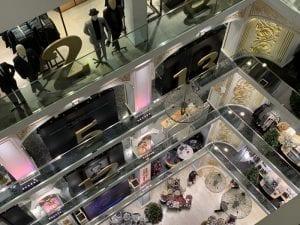 K & O, más de 40,000 m2 de moda en el centro de Graz