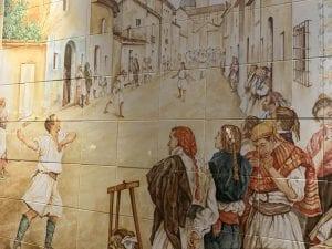 El Gastro Pelayo se hizo en las instalaciones de un era un lugar mítico de Valencia donde se jugaba la 'pilota',