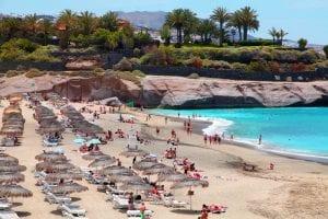 Adeje es la zona más turística de Tenerife