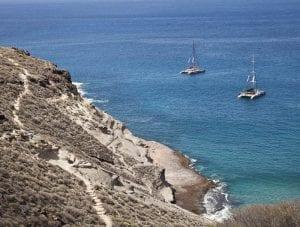 Tenerife tiene una gran oferta de actividades náuticas