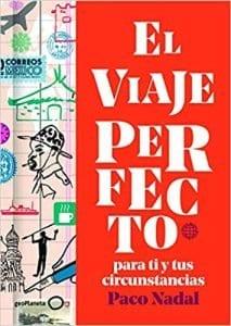 """Puedes comprar """"El Viaje Perfecto"""" de Paco Nadal por Amazón"""