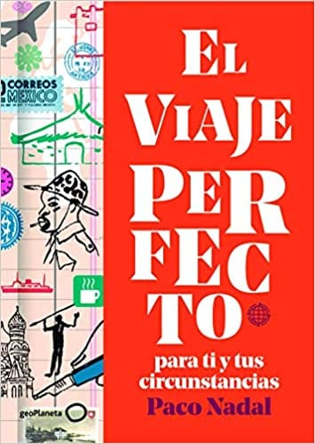 "Puedes comprar ""El Viaje Perfecto"" de Paco Nadal por Amazón"