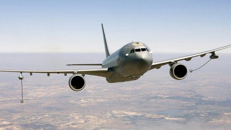 En Madrid y en sus alrededores hay tres divisiones de Airbus