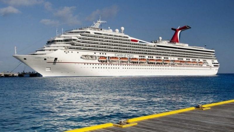 Carnival Cruises es la naviera con más flota y la que mueve mayor  numero de pasajeros