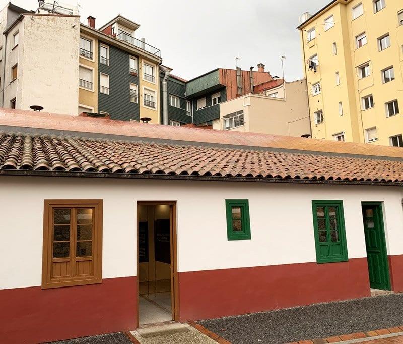 Casa de la ciudadela de Celestino Solar