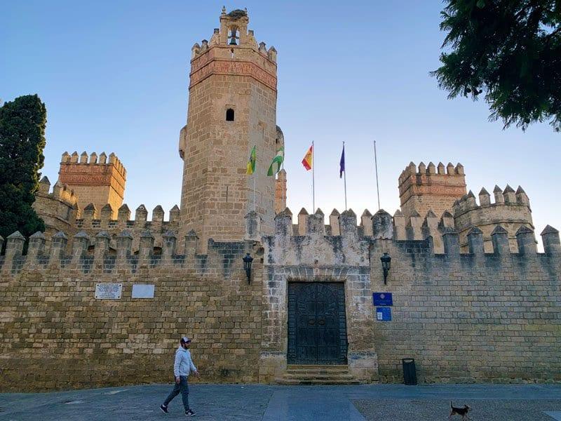 El castillo de San Marcos, uno de los emblemas de El Puerto
