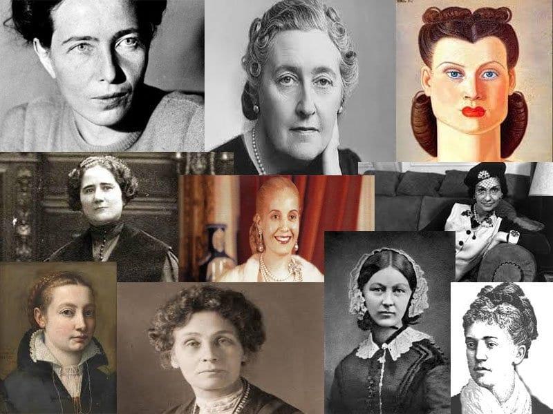 Mujeres ilustres incluidas en las rutas de Civitatis en distintas ciudades del mundo