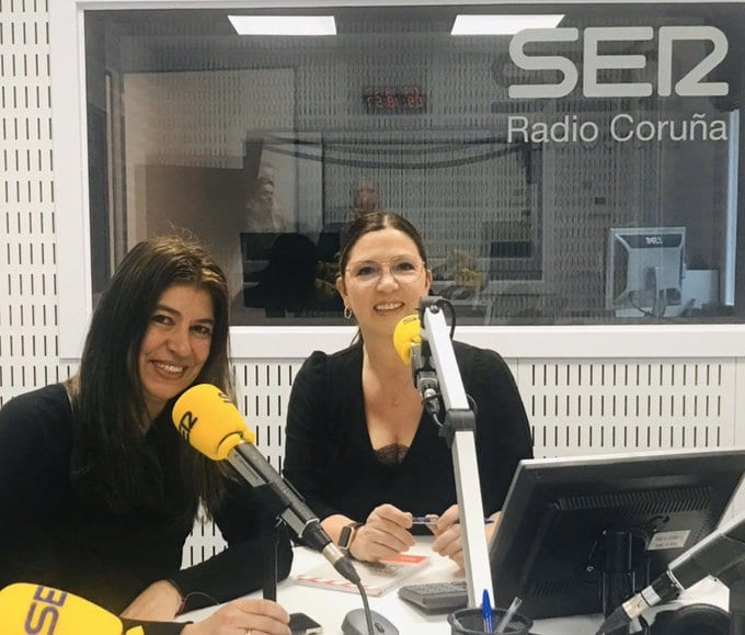 Todos los lunes hablamos de viaje con Mayte González en Radio Coruña Cadena Ser
