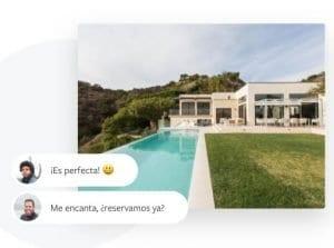 El tabloEl tablón de viajes permite gestionar tus alojamientos favoritosn de viajes permite gestionar tus alojamientos favoritos