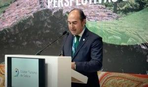 Cesáreo Pardal, presidente del Clúster Turismo de Galicia