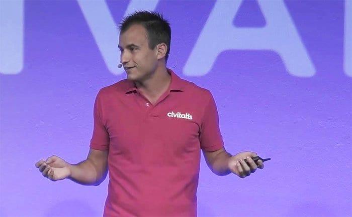 Alberto es el fundador de Civitatis, empresa líder online de visitas guiadas, excursiones y actividades en español
