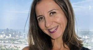 Ana Domingo trabaja hace años en Nueva York