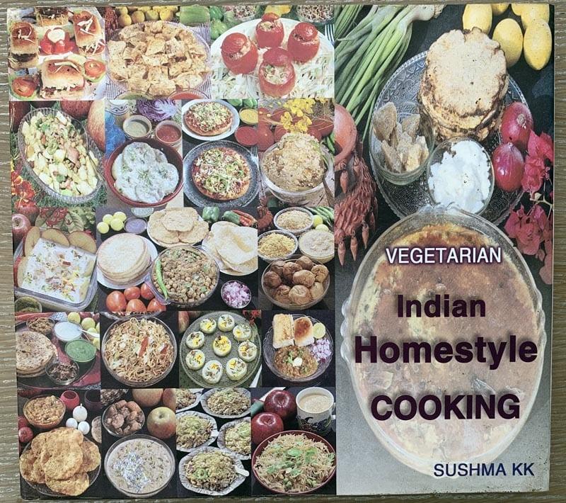 Libro de recetas indias