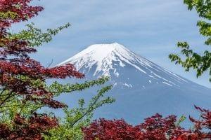 El monte Fuji representa la perfección