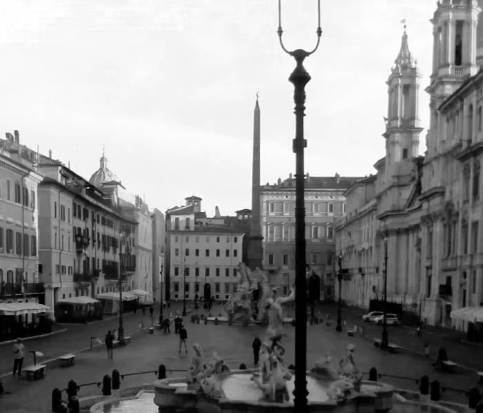 Roma sin gente