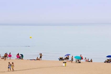 Playa de Torredembarra Paella, foto de ©José Carlos León