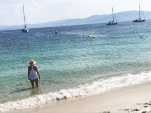 La playa de Rodas, una de las más bonitas del mundo