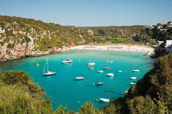 Menorca es una isla para navegar