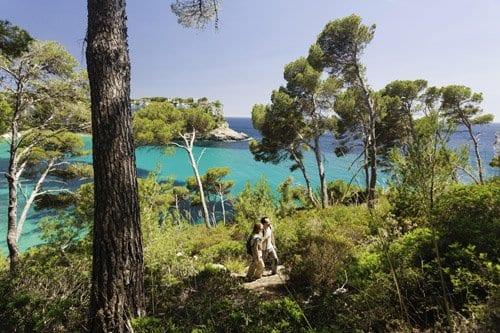 Senderismo por Menorca