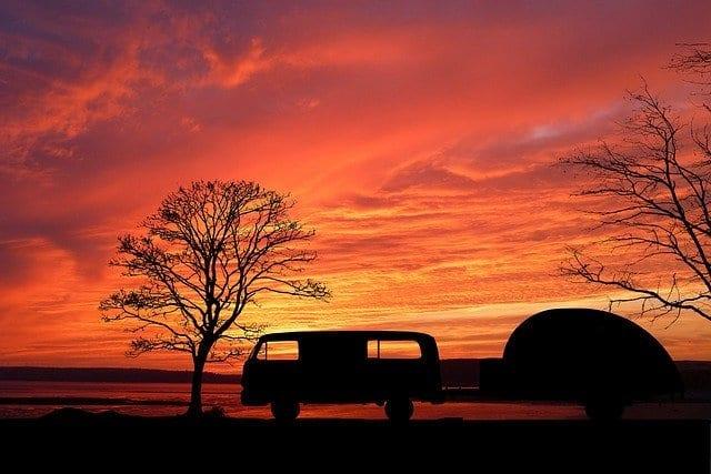 Las autocaravanas permiten disfrutar de otra cara de la naturaleza