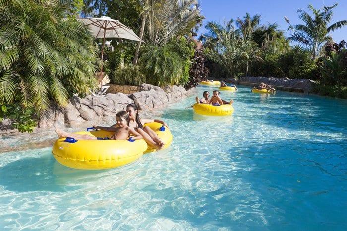 l Siam Park es la atracción favorita de los niños en Tenerife