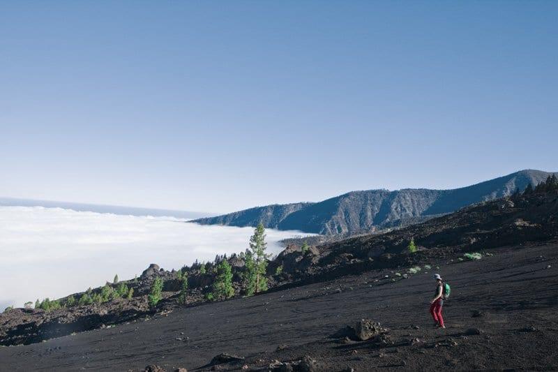 Mar de nubes Tenerife