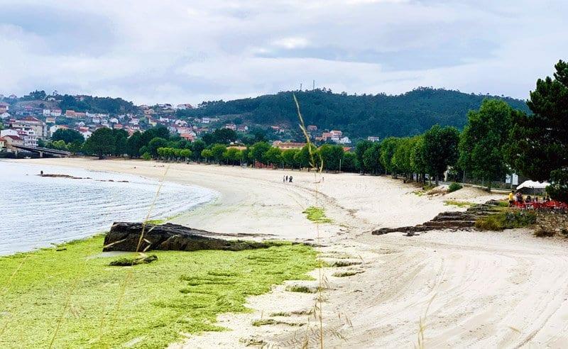 Playa de Esteiro Galicia