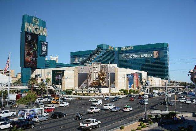 El MGM  de Las Vegas