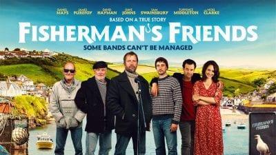 Carátula de la película Fisherman's Friends
