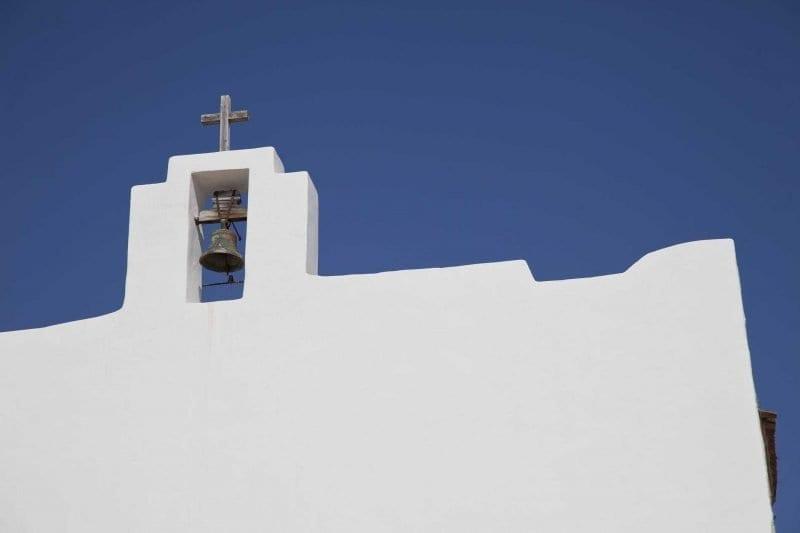 Iglesia de San Francisco Javier en Formentera