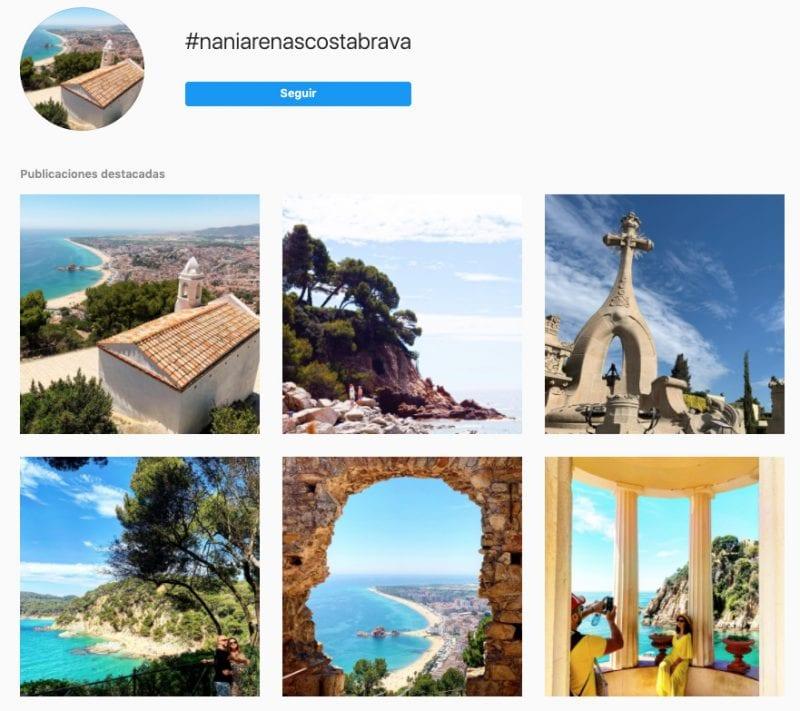 Rincones instagrameables en la Costa Brava