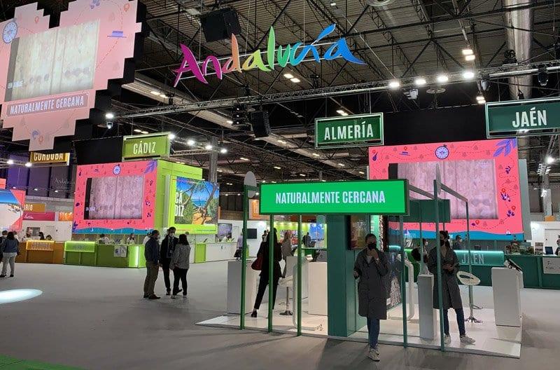 Andalucía en Fitur 2021