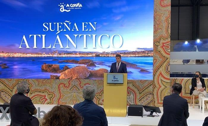 A Coruña en Fitur 2021