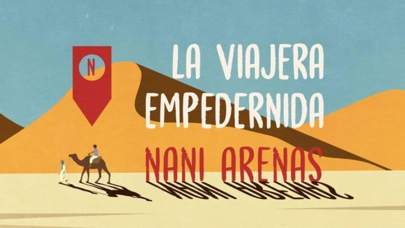 La Viajera Empedernida en radio Coruña cadena Ser