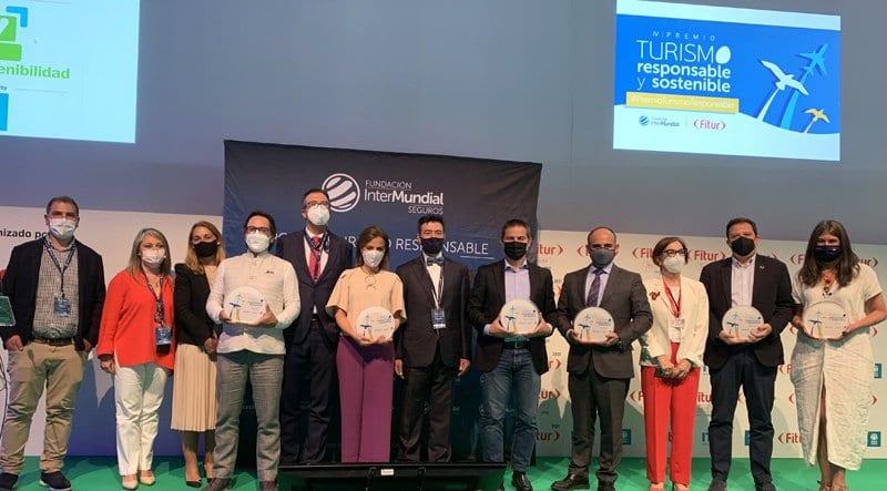 Premios de Intermundial al turismo sostenible