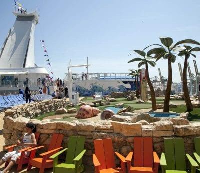 zona infantil crucero Royal Caribbean