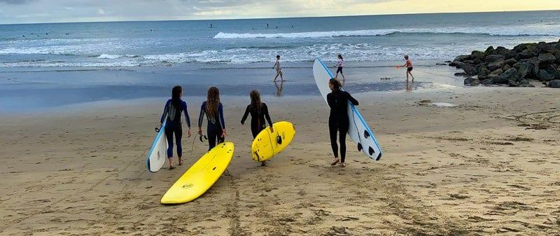 Surf en Maspalomas Gran Canaria