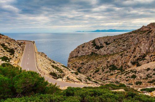 ruta en coche por Mallorca