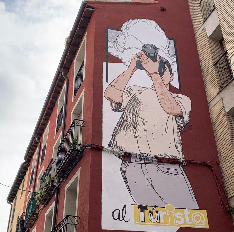 Mural Logroño