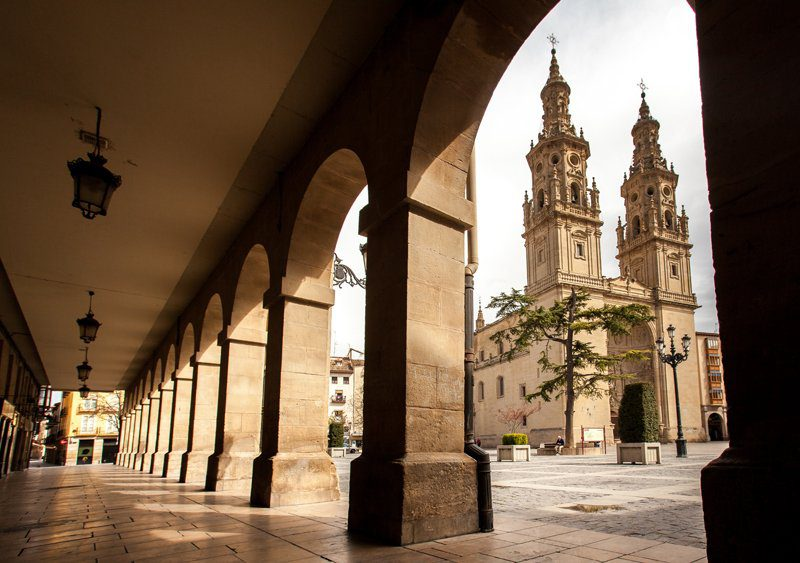 catedral logroño la redonda